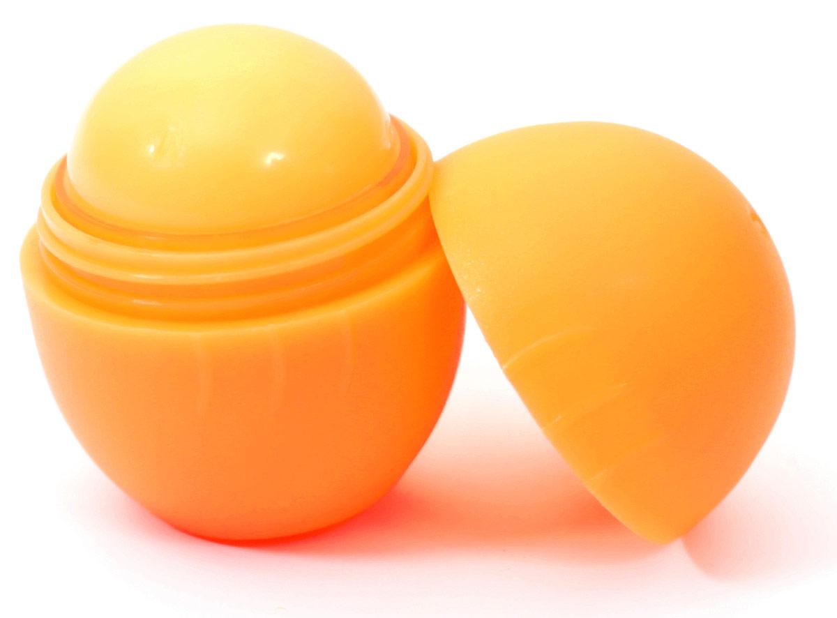 Beautypedia Натуральный бальзам для губ Compact. Персик, с маслами Ши, Жожоба и витамином E, 4 г nivea бальзам для губ базовый уход с маслом дерева ши 4 8 г