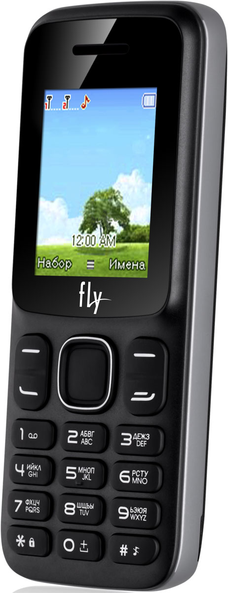 Fly FF181, Black