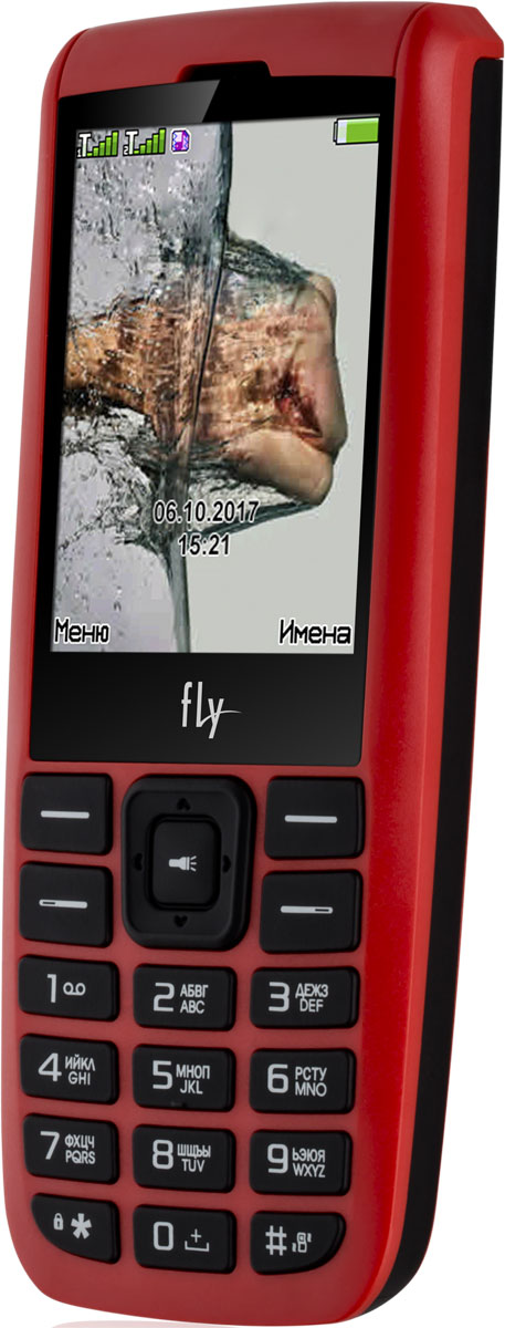 Fly FF247, Red