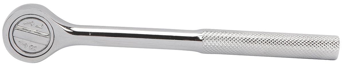 Ключ-трещотка Workpro, 3/8W071010Инструмент выполнен из инструментальной стали, прошел закалку для максимальной прочности. На инструмент нанесено покрытие их хрома, которое защищает его от коррозии.Посадочный квадрат – 3/8 дюйма. Инструмент оснащен храповым (трещотка) механизмом, который позволяет совершать движения ключом как вперед, так и в обратном направлении.Габариты инструмента : 200х30х30 мм. Вес 265 гр. Поставляется без упаковки. Страна производства: КНР