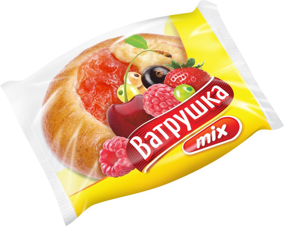 Волжский Пекарь Ватрушка Mix, 100 г мистраль рис акватика mix 500 г