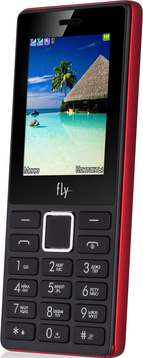 Fly FF248, Red