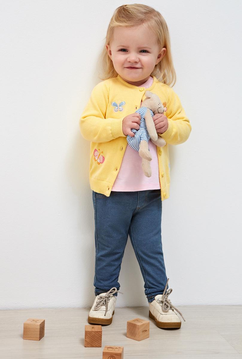 Леггинсы для девочки Maloo by Acoola Spawn, цвет: голубой. 22250160022_400. Размер 92 лонгслив overmoon by acoola overmoon by acoola ov003egsjs36