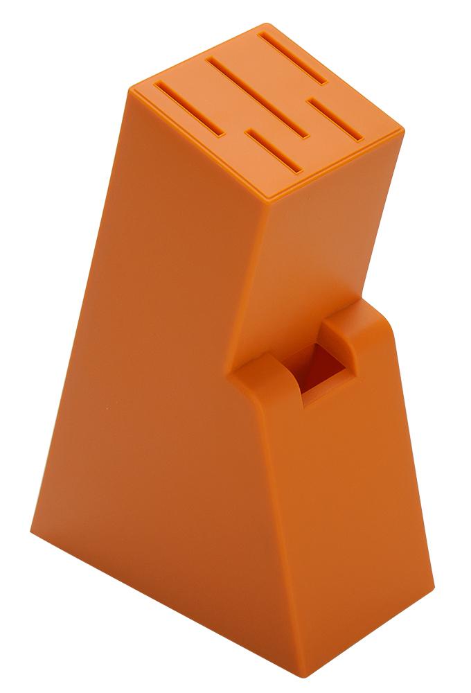 Подставка для ножей Regent Inox Block, 21 х 14 х 7 см подставка для ножей regent inox block 11 х 11 х 22 см