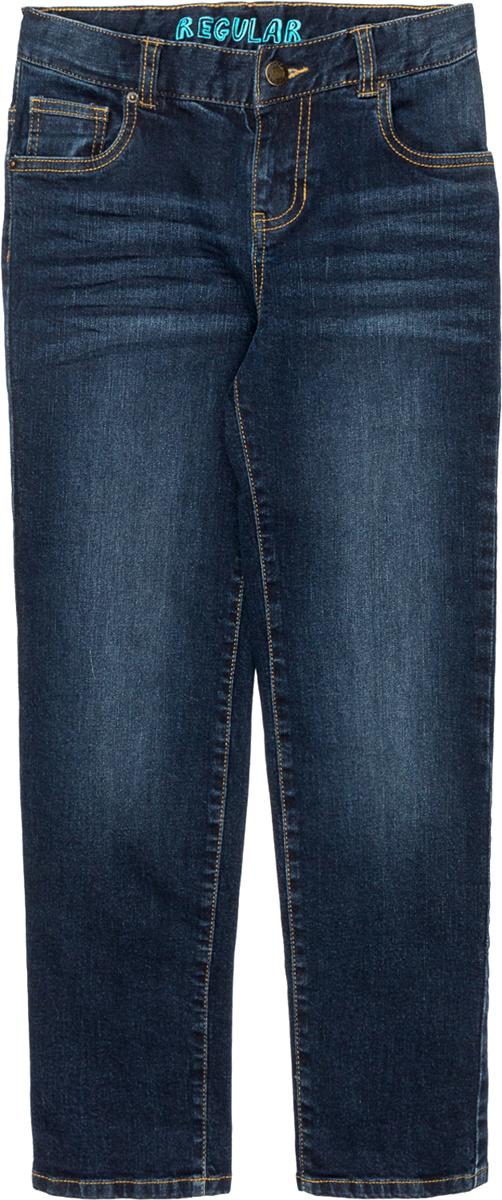 Джинсы для мальчиков Acoola Mit, цвет: темно-синий. 20110160133_600. Размер 170 слипоны acoola