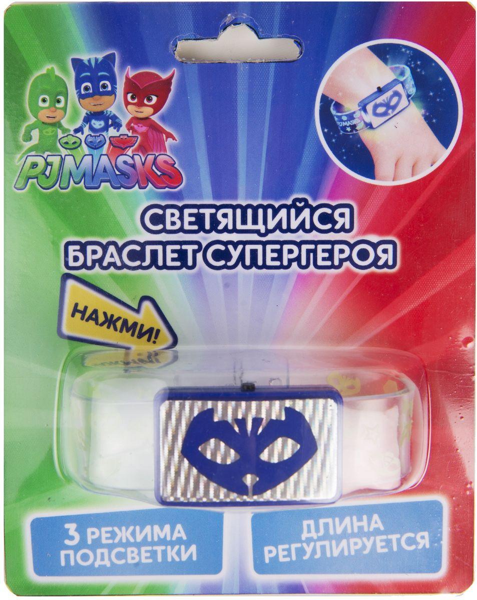 Герои в масках Светящийся браслет супергероя Кэтбой