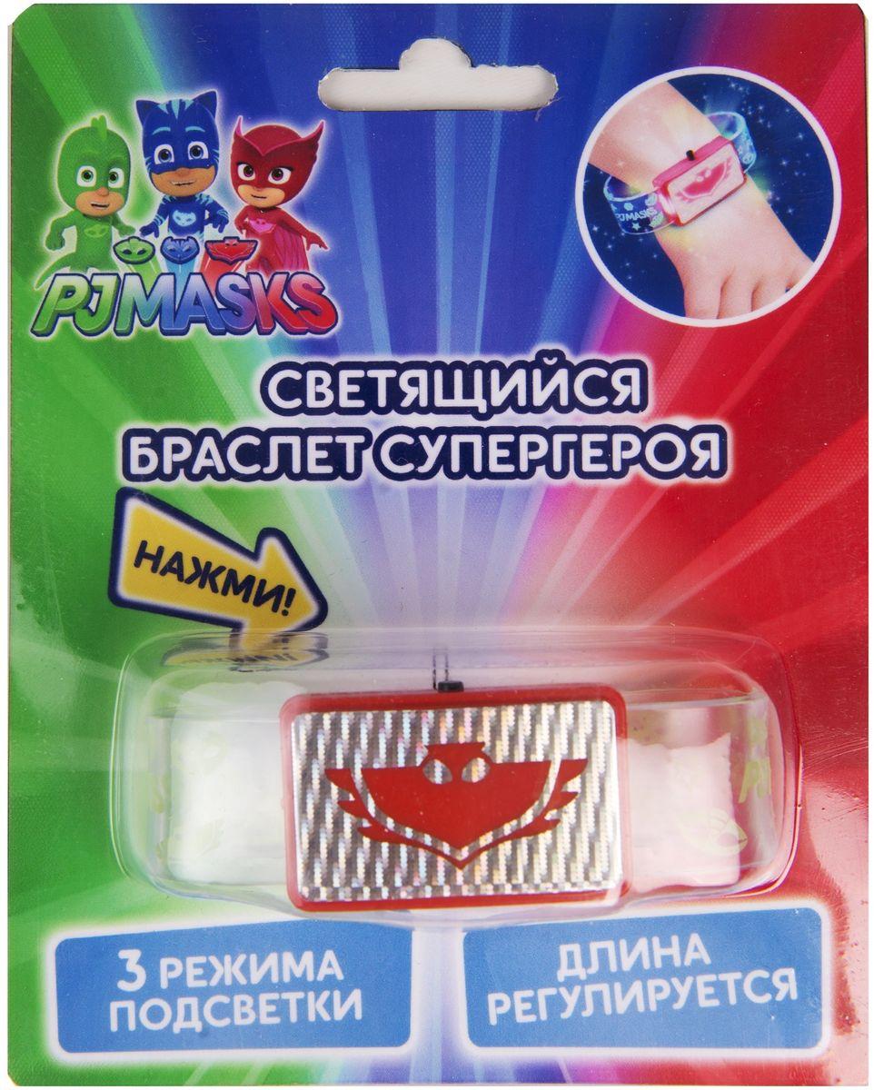 Герои в масках Светящийся браслет супергероя Алетт