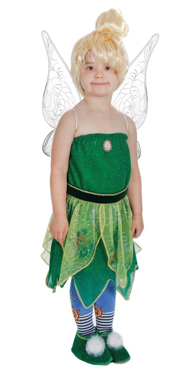 Батик Костюм карнавальный для девочки Фея Динь-Динь размер 32 -  Карнавальные костюмы и аксессуары