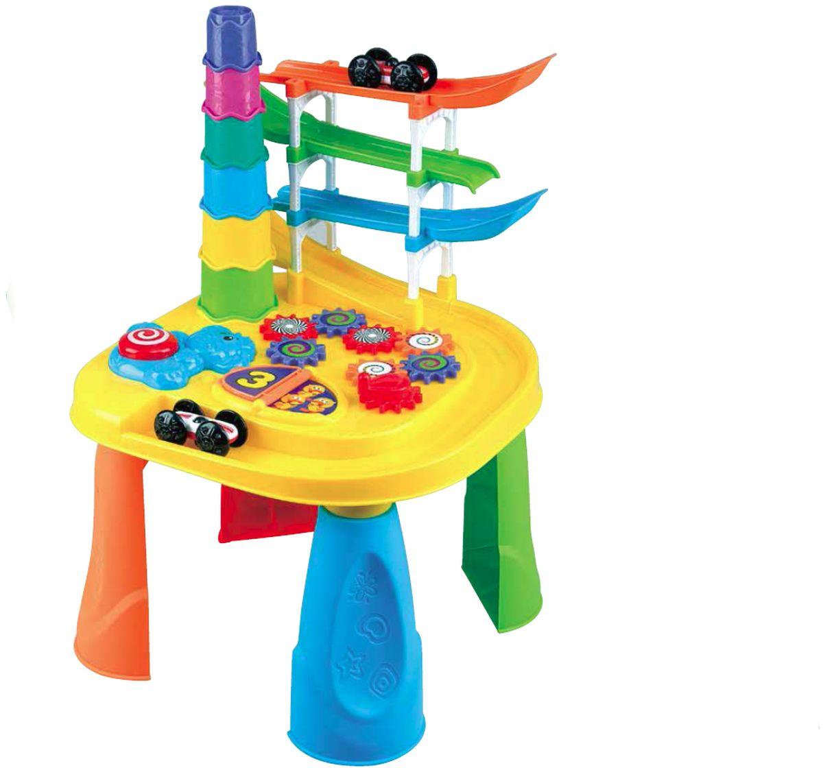 PlayGo Развивающий центр Стол развивающий центр playgo для самых маленьких