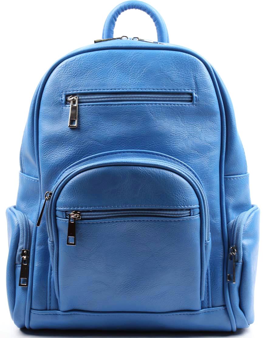 Рюкзак женский Медведково, цвет: синий. 17с3582-к14