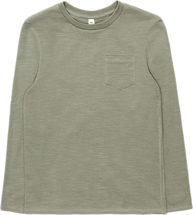 Джемпер для мальчика Acoola Otter, цвет: бежевый хаки. 20110110082_2600. Размер 14620110110082_2600