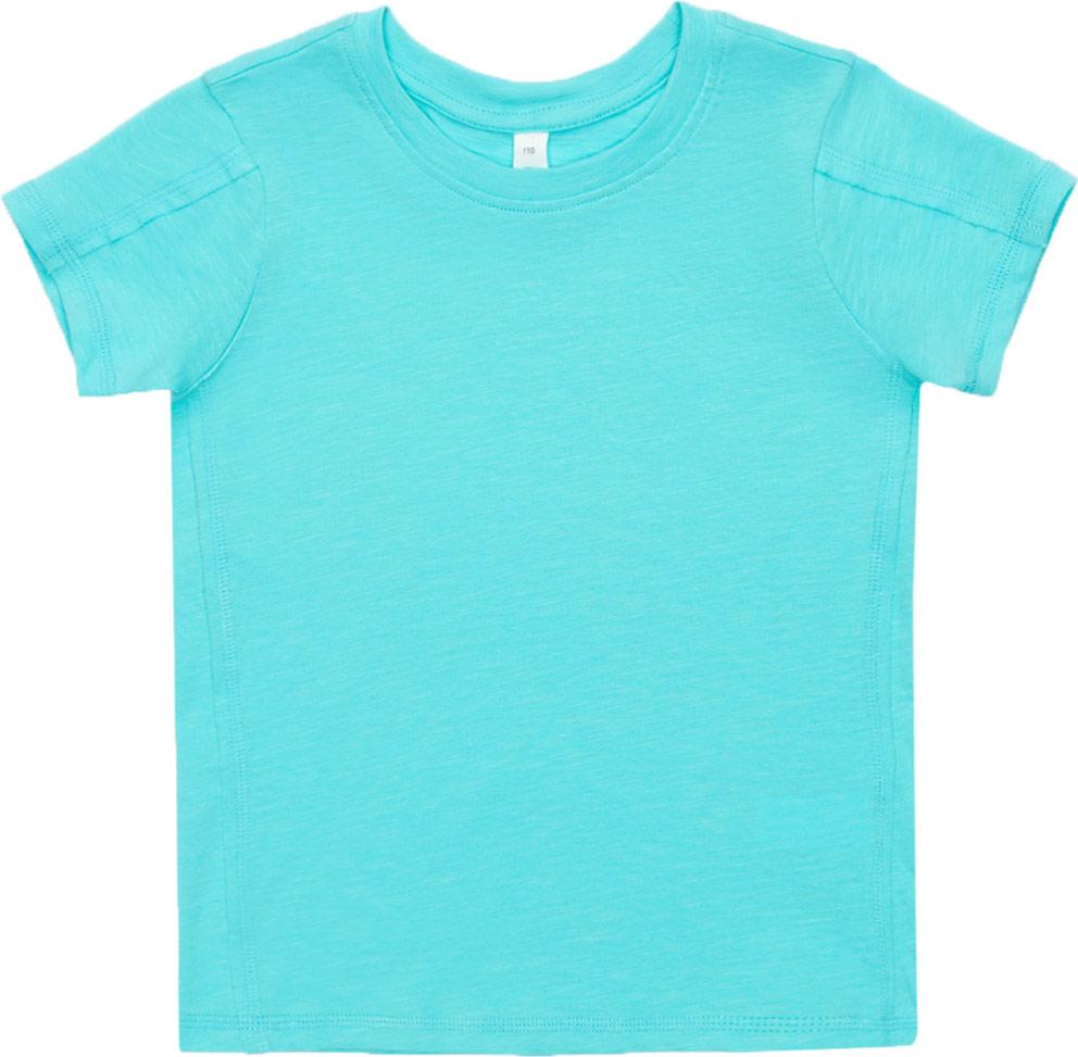 Футболка для мальчика Acoola Beckham, цвет: голубой. 20120110102_400. Размер 9220120110102_400Детская футболка Acoola станет стильным дополнением к детскому гардеробу. Она выполнена из натурального хлопка, приятная на ощупь. Модель с круглым вырезом горловины и короткими рукавами.