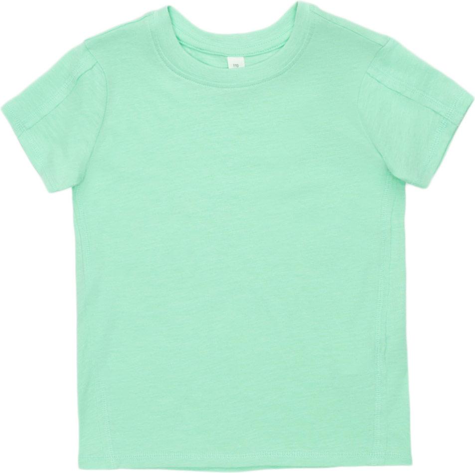 Футболка для мальчика Acoola Beckham, цвет: светло-зеленый. 20120110102_2200. Размер 12820120110102_2200Детская футболка Acoola станет стильным дополнением к детскому гардеробу. Она выполнена из натурального хлопка, приятная на ощупь. Модель с круглым вырезом горловины и короткими рукавами.