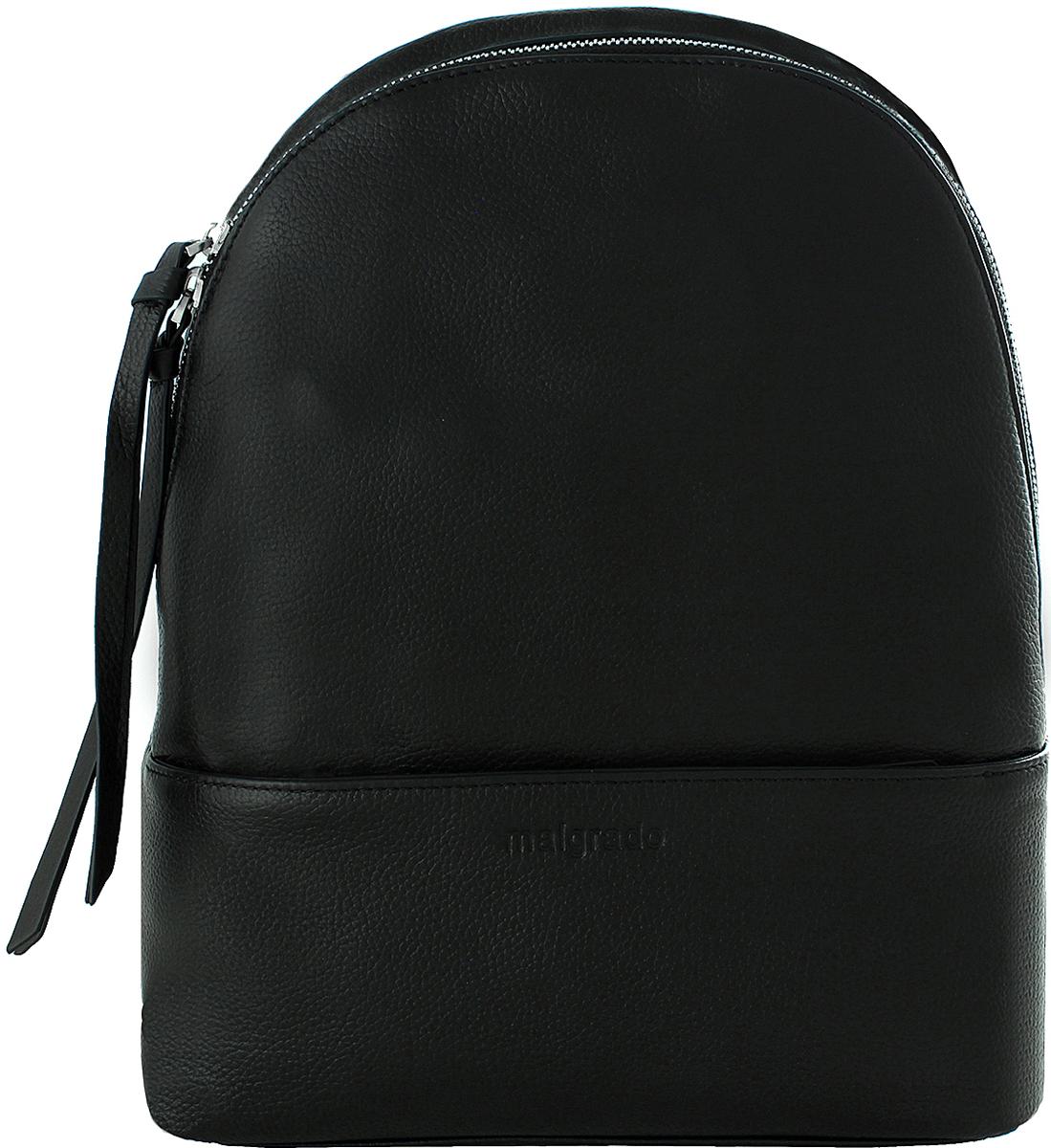 Рюкзак женский Malgrado, цвет: черный. BR10-1790A2669