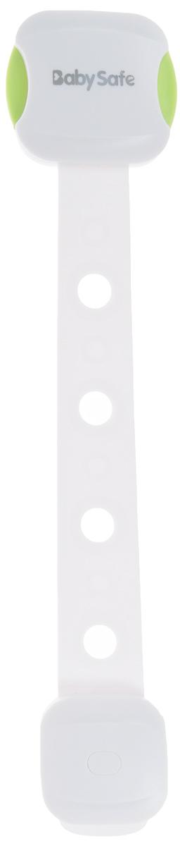 Baby Safe Замок защитный на холодильник и СВЧ цвет зеленый защитный замок на холодильник clippasafe цвет белый