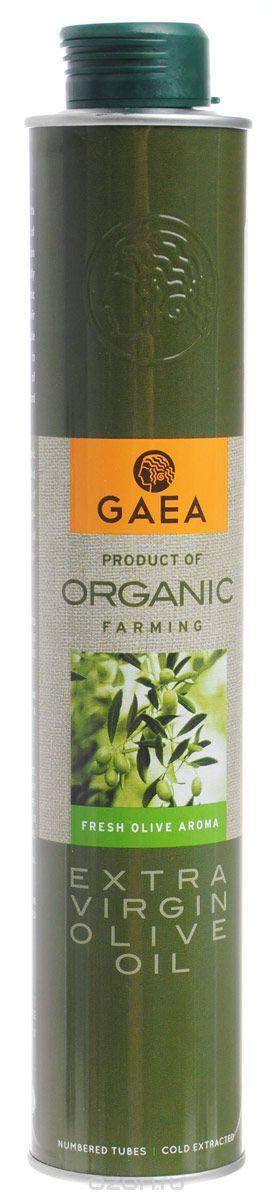 Gaea Organic Extra Virgin масло оливковое, 0,5 л0370024Оливковое масло Gaea Organic Extra Virgin из лучших сортов органических оливок, которые производят под исключительным контролем качества. Сами оливки обрабатываются исключительно механическими методами (холодный отжим) для получения уникальных характеристик и свежего аромата.Масла для здорового питания: мнение диетолога. Статья OZON Гид