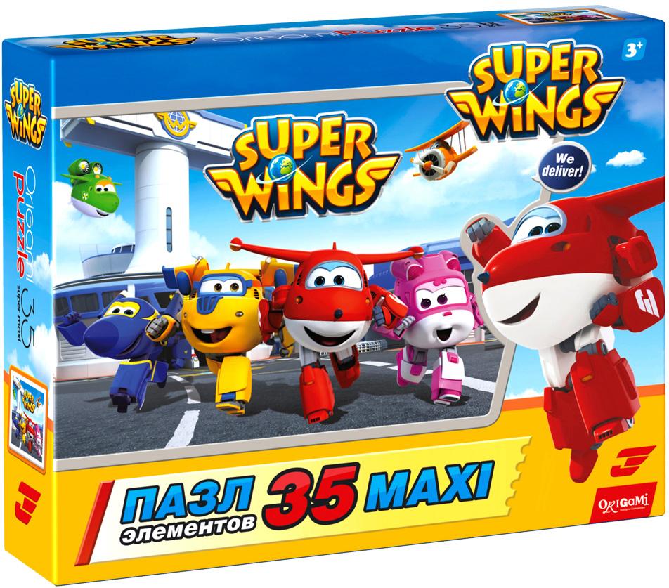 Super Wings Пазл для малышей Дружная команда дружная команда звери