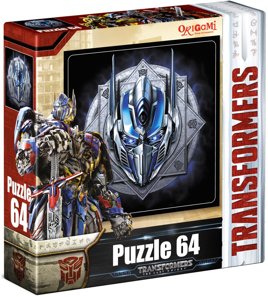 Transformers Пазл для малышей Железный Прайм -