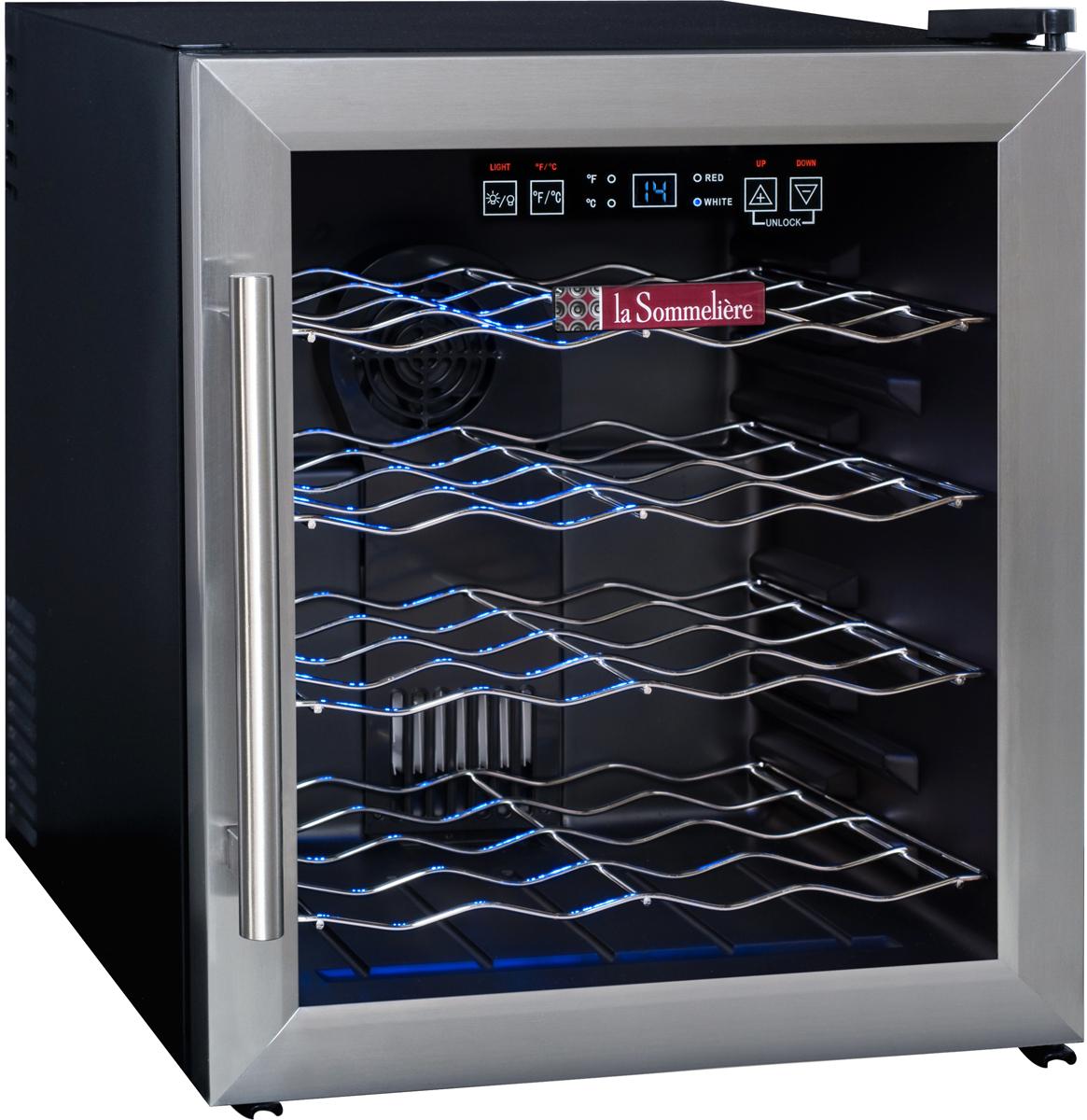 La Sommeliere LS16 винный шкаф - Холодильники и морозильные камеры