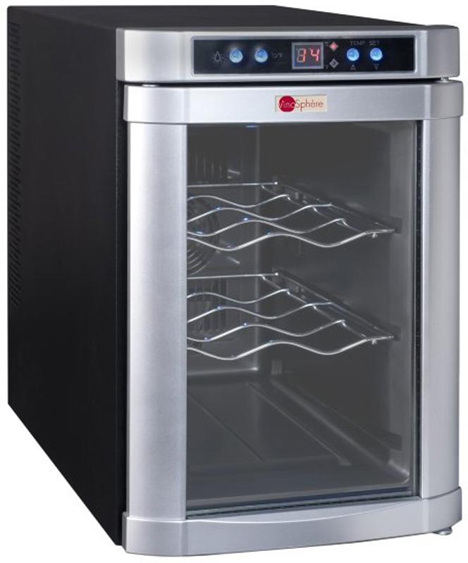 La Sommeliere VN6B винный шкаф - Холодильники и морозильные камеры