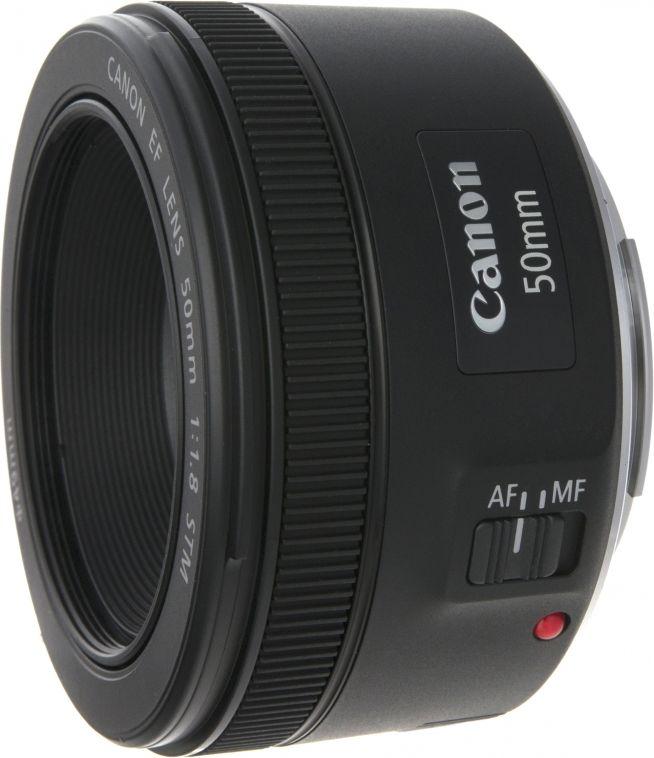 Zakazat.ru Canon EF 50mm f/1.8 STM объектив