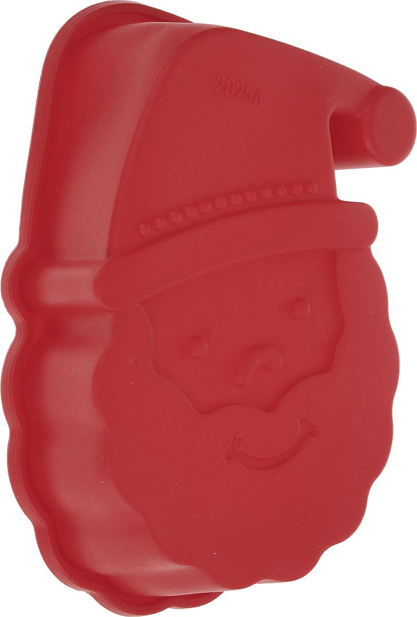 Форма для выпечки Доляна Новый год, цвет: красный, 10 х 7 х 2,5 см Дед Мороз1116695_красный, Дед МорозВыпечка в форме варежки порадует и придаст праздничное настроение и детям и взрослым.Форма для выпечки из силикона - современное решение для практичных и радушных хозяек. Оригинальный предмет позволяет готовить в духовке любимые блюда из мяса, рыбы, птицы и овощей, а также вкуснейшую выпечку.Преимущества формы для выпечки: - блюдо сохраняет нужную форму и легко отделяется от стенок после приготовления; - высокая термостойкость (от -40 до 230° C) позволяет применять форму в духовых шкафах и морозильных камерах; - небольшая масса делает эксплуатацию предмета простой даже для хрупкой женщины; - силикон пригоден для посудомоечных машин; - высокопрочный материал делает форму долговечным инструментом; - при хранении предмет занимает мало места.