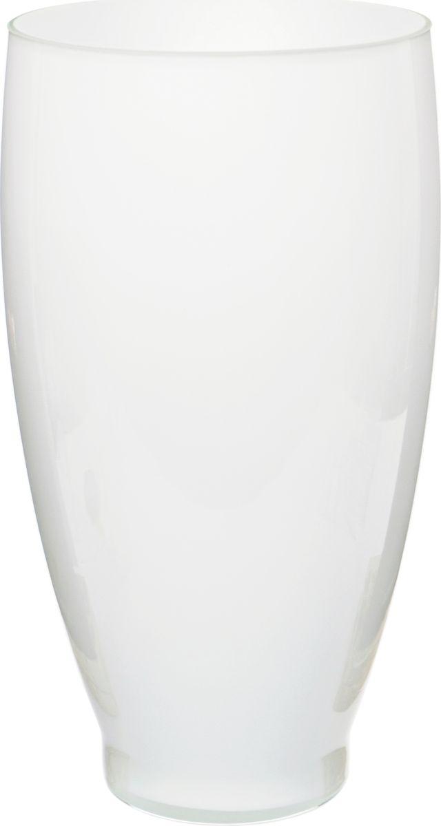 Ваза Nina Glass Гурмэ, высота 25 см
