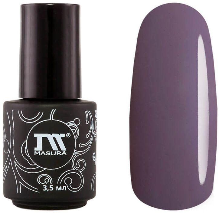 Masura Гель-лак Любимый Макияж, 3,5 мл12067Цвет дымчато-фиолетовый, плотный