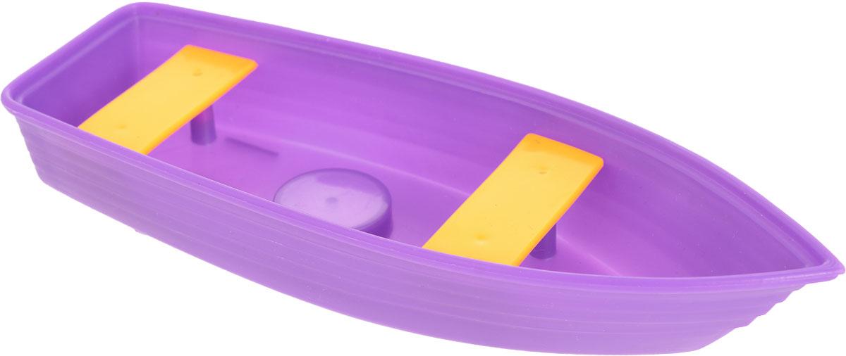 Пластмастер Лодка цвет сиреневый лодка