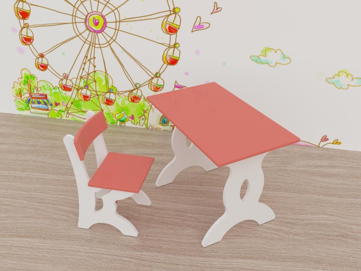 Малина Чудо-парта цвет розовый07DB17-GR-09Чудо парта очень понравится вашему малышу и поможет ему в веселой игровой форме научиться организовывать свою учебу, досуг и наводить порядок в принадлежностях.