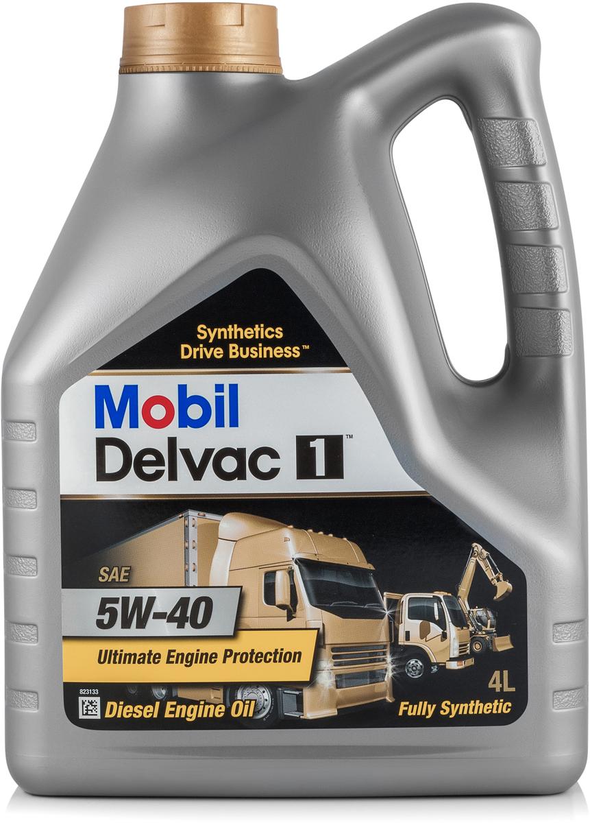 Моторное масло Mobil Delvac, 5W-40, 4 л152656Mobil Delvac 1 (ТМ) 5W-40 – полностью синтетическое масло с высокими эксплуатационными характеристиками для высоконагруженных дизельных двигателей, которое способствует продлению срока службы двигателей, одновременно обеспечивая увеличение срока замены масла в современных двигателях, эксплуатируемых в тяжелых условиях.• Препятствует образованию низкотемпературного шлама и лаковых отложений при высоких температурах • Заметно уменьшает расход масла • Обеспечивает потенциальную экономию топлива • Обеспечивает возможность продления интервалов замены маслаСоответствует или превосходит требования: ACEA E7/E4 Cummins CES 20078/20077/20076/20075 Ford WSS-M2C171-D Renault Trucks RXD Global DHD-1 JASO DH-1 Isuzu DEO (w/o DPD equipped vehicles)Имеет одобрения производителей: Detroit Fluids Specification Diesel 93K214 Mack EO-N Premium Plus 03 / EO-M PlusMB-Approval 235.28 / 228.5 Scania LDF Voith Retarder Oil Class B Volvo VDS-3, VDS-2Рекомендовано к применению также для требований: Caterpillar ECF-1 Cummins CES 20072/20071 ASEA E-3/E-5 MACK EO-N Premium Plus/ EO-M