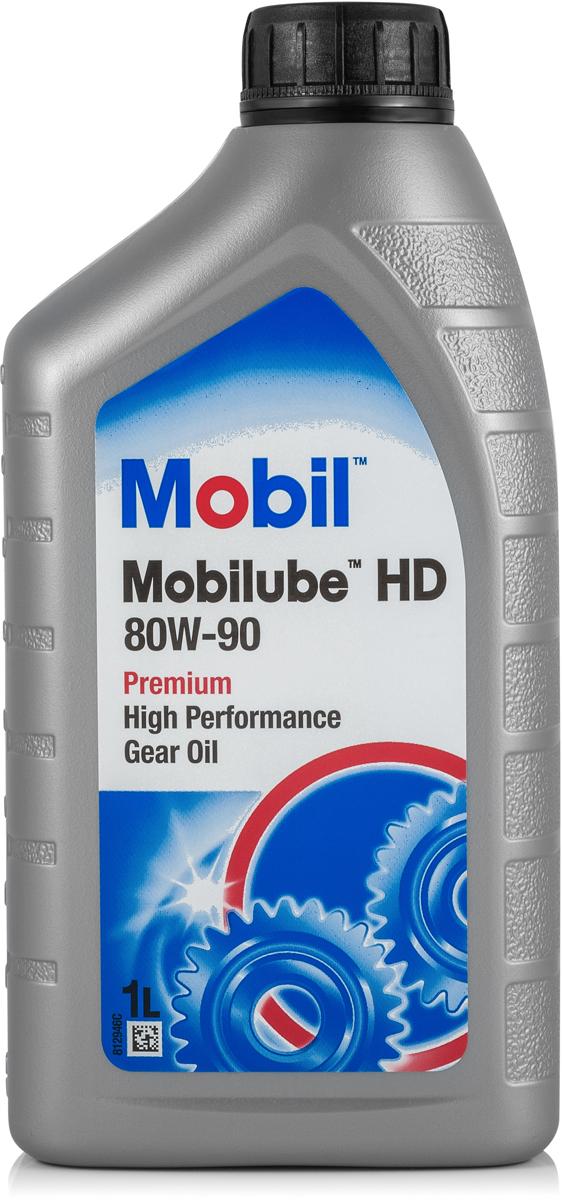 Трансмиссионное масло Mobil Delvac Mobilube HD, 80W-90 1л152661Mobil Mobilube (TM) HD 80W-90 - масло с высокими эксплуатационными характеристиками для тяжелонагруженных трансмиссий , разработанные на основе высокоэффективных базовых масел и передового пакета присадок.• Увеличивает срок службы шестерен и подшипников благодаря минимальному образованию отложений • Обеспечивает отличную защиту от износа при низких скоростях/высоких крутящих моментах, а также от образования задиров • Обеспечивает сокращение затрат на техническое обслуживание и увеличение срока службы узлов и агрегатов • Обеспечивает отличную защиту от ржавления и коррозииПрименение: • Тяжелонагруженные оси и главные передачи, для которых требуется применение смазочных материалов с уровнем эксплуатационных свойств API GL-5 • Легковые автомобили, дорожная техника, такая как легкие и крупнотоннажные грузовые автомобили, а также коммерческая техника • Внедорожная техника, эксплуатируемая в строительстве, горнодобывающей промышленности, при разработке карьеров и в сельском хозяйстве. Другие применения в промышленности, коммерческой технике и автомобилях, включающие гипоидные передачи, эксплуатируемые при высоких скоростях/ударных нагрузках, высоких скоростях/низких нагрузках и/или низких скоростях/высоких крутящих моментах