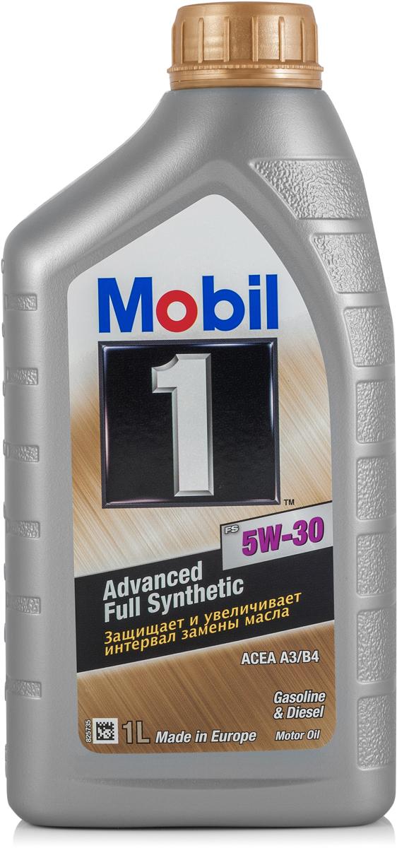 Моторное масло Mobil 1 FS, 5W-30, 1 л153749Mobil 1 (ТМ) FS 5W-30 - защита двигателя при увеличенном интервале замены масла Полностью синтетическое моторное масло Mobil 1 (TM) FS 5W-30 обеспечивает отличную защиту при высоких температурах на протяжении всего межсервисного интервала. Предназначено для применения в двигателях легковых автомобилей Volkswagen, Audi, Skoda, Mercedes Benz и других марок. • Превосходная защита двигателя за счет предотвращения накопления вредных отложений • Улучшенная защита от последствий использования топлива нестабильного качества • Защита двигателя от износа и смазывание в течение всего интервала замены маслаСертификации и одобрения -ACEA A3/B3, A3/B4 -MB 229.5 / 229.3 -VW 502 00 / 505 00