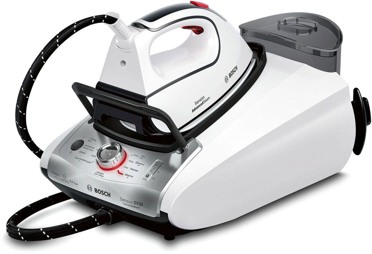 Bosch TDS38311RU, Black White гладильная система - Гладильные системы