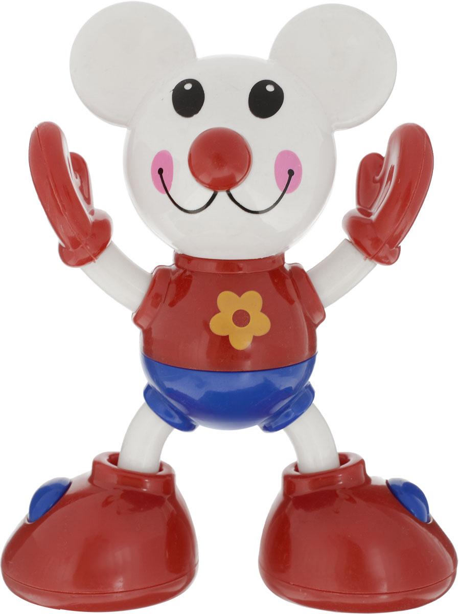 Ути-Пути Развивающая игрушка Мышонок цвет белый красный ю каталог ути пути