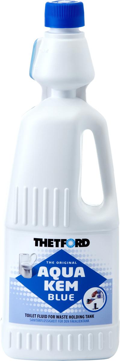Жидкость для септиков и биотуалетов Thetford АкваКемБлю, 1 лак1 30089ASЭффективная жидкость с приятным запахом для нижнего бака для ежедневного использования в мобильных туалетах.Жидкость содержит химически активные компоненты, уменьшает неприятные запахи , облегчает очистку, расщепляет отходы.