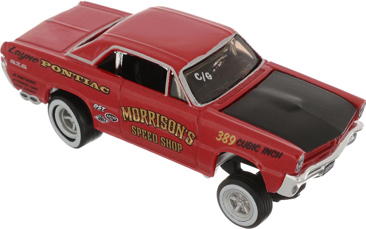 Maisto Модель автомобиля 1965 Pontiac GTO цены онлайн