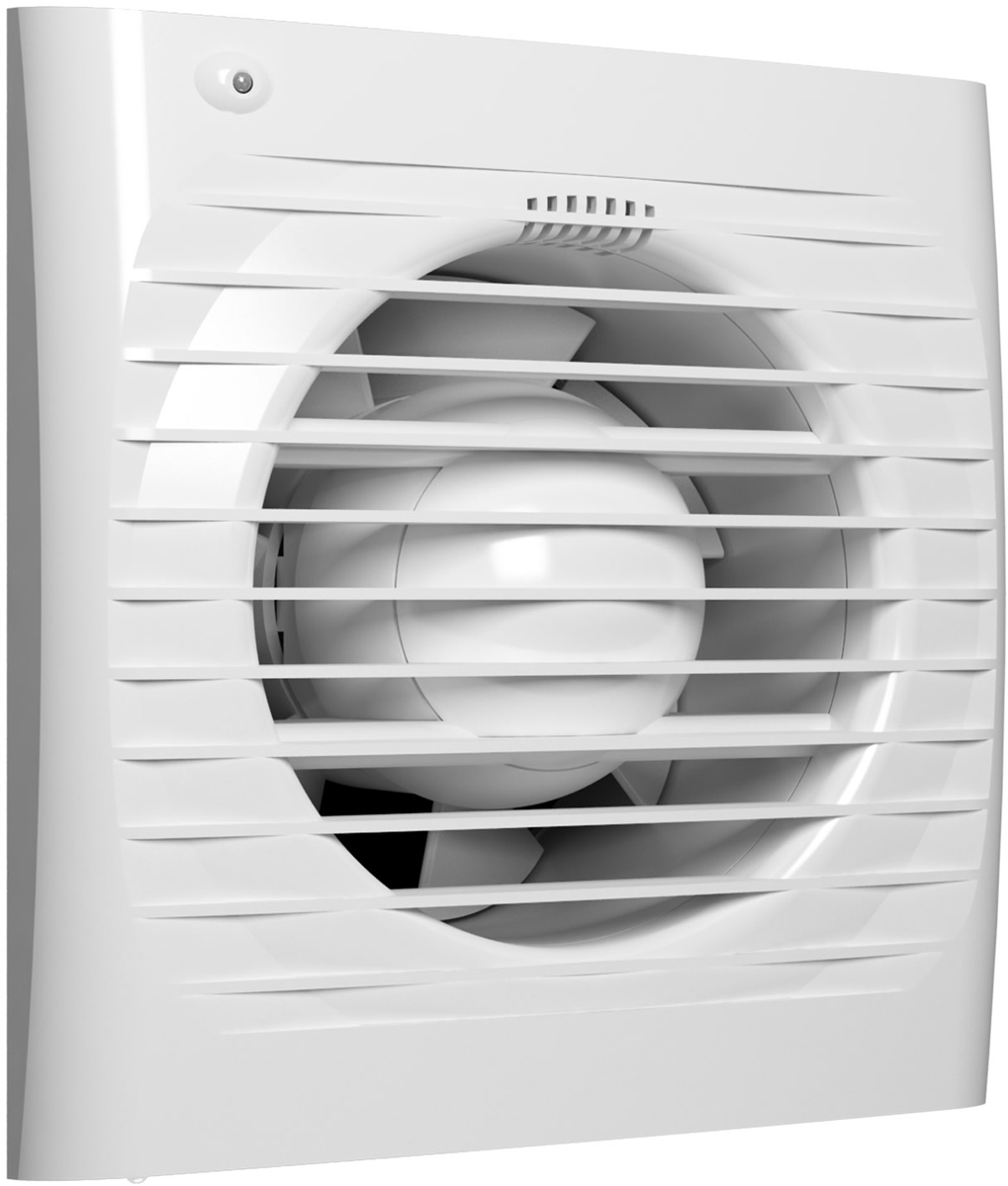 ERA 4C ET вентилятор осевой вытяжнойERA 4C ETВентилятор серии ERA с диаметром фланца 100 мм. ERA - стандартная линейка вентиляторов. Самая топовая серия вентиляторов, оснащенная самым богатым выбором функций и опций. Вентилятор выполнен в классическом дизайне, благодаря чему впишется в любой интерьер. Лицевая панель, корпус и крыльчатка изготовлены из ABS-пластика. Двигатели вентиляторов данной серии оснащены встроенной термозащитой. Имеет световую индикацию работы. Классического белого цвета. Вентилятор оснащен защитой от обратной тяги. Двухрежимный электронный таймер устанавливает время работы вентилятора (подключается 3-мя проводами).