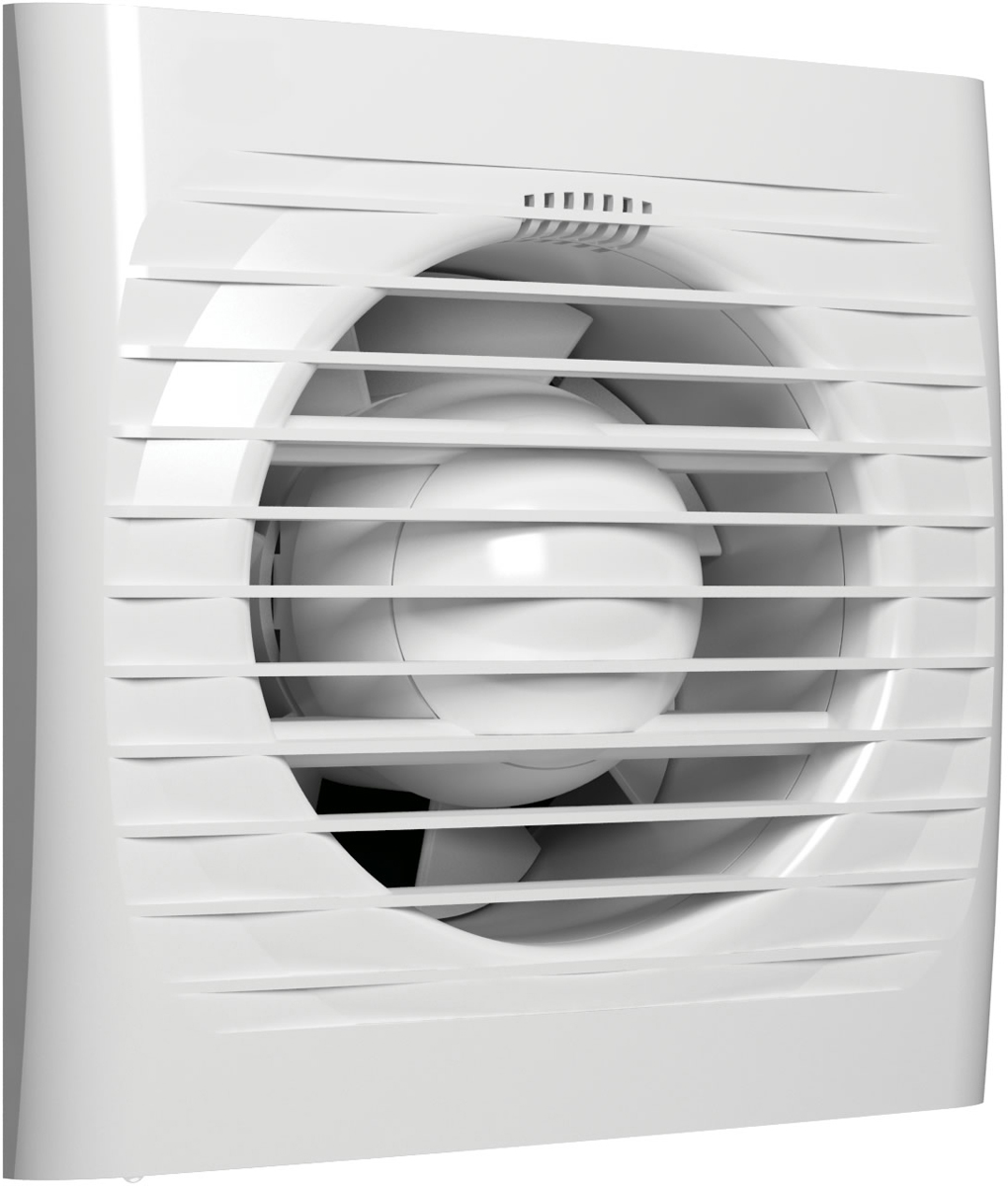 Auramax Optima 4 вентилятор осевойOPTIMA 4Вентилятор серии OPTIMA с диаметром фланца 100мм. OPTIMA - классическая линейка вентиляторов. Самая бюджетная серия вентиляторов, оснащенная самым простым набором функций и опций. Вентилятор выполнен в классическом дизайне, благодаря чему впишется в любой интерьер. Лицевая панель, корпус и крыльчатка изготовлены из высококачественного пластика. Классического белого цвета.