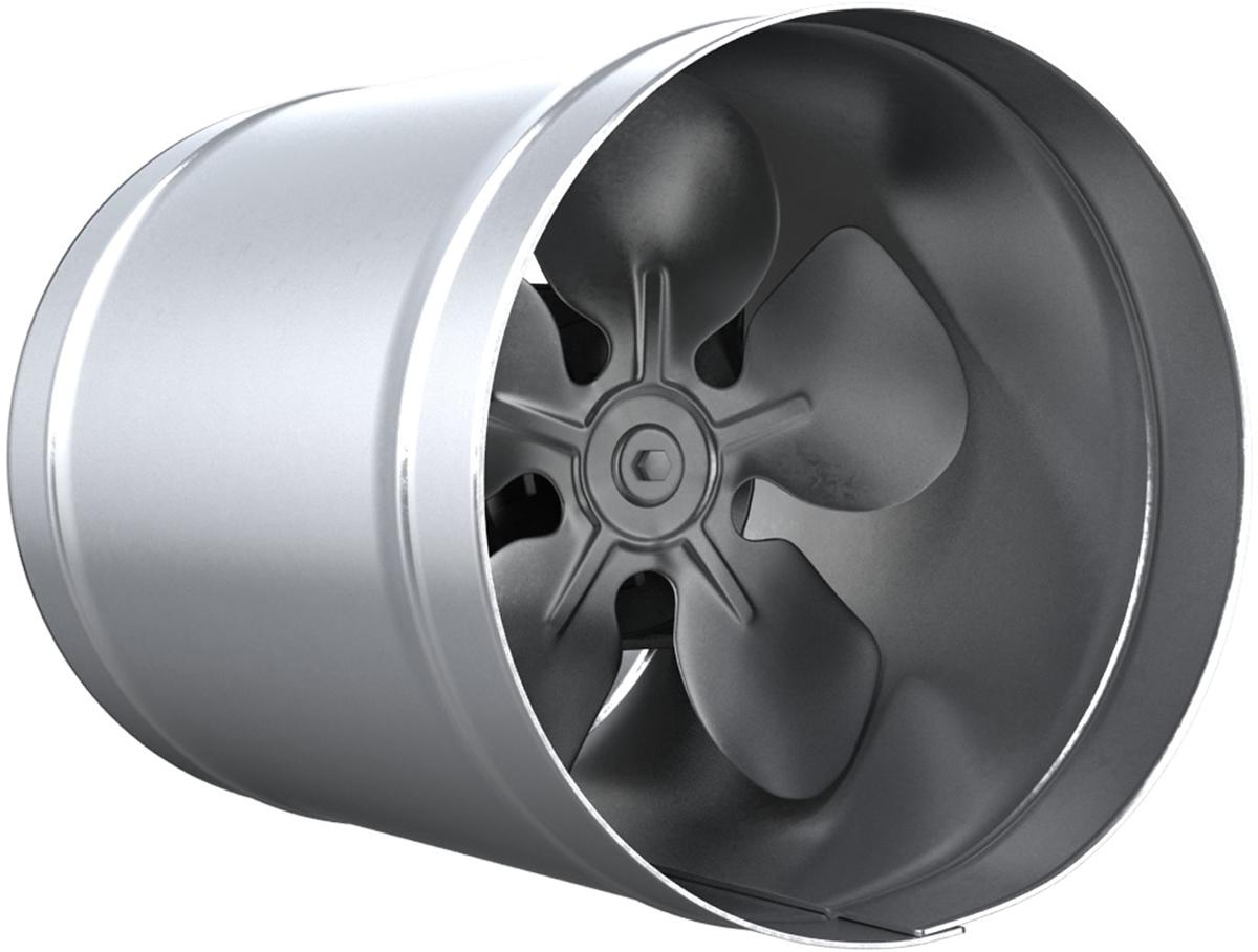 ERA CV-200 вентилятор осевой канальныйCV-200Вентиляторы серии CV с диаметром фланца 200 мм. Используются для приточно-вытяжной вентиляции. Предназначены для работы как в жилых, общественных помещениях (магазины, рестораны и прочее), так и на производственных объектах (складах, мастерских и так далее). Вентиляторы CV состоят из: индивидуального однофазного асинхронного двигателя, характеризующегося тихой работой по отношению к эффективности; алюминиевых профилированных лопастей; корпуса из оцинкованного листового железа или листового металла с полимерным покрытием, устойчивого на коррозию и механические повреждения, приспособленного для монтажа в тоннеле.