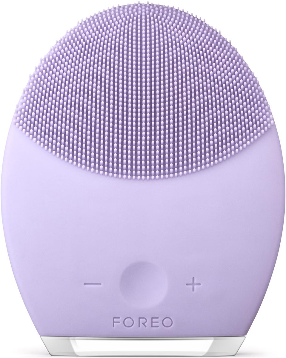 Foreo Щетка для очищения лица LUNA 2 для чувствительной кожи - Косметологические аппараты