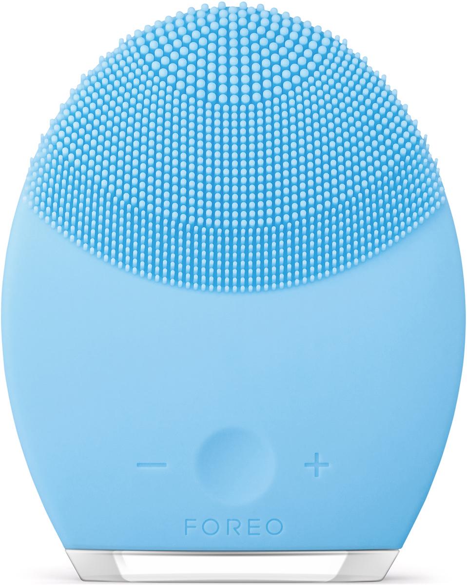 Foreo Щетка для очищения лица LUNA 2 для комбинированной кожи - Косметологические аппараты
