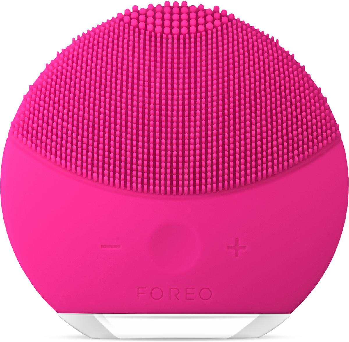 Foreo Щетка для очищения лица LUNA mini 2, цвет: Fuchsia (фуксия) - Косметологические аппараты