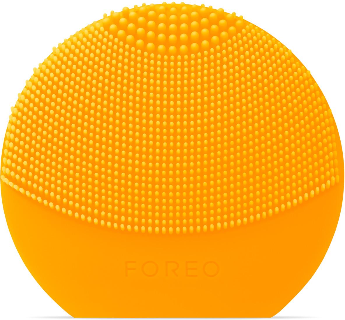 Foreo Щетка для очищения лица LUNA play plus, цвет: Sunflower Yellow (желтый) - Косметологические аппараты