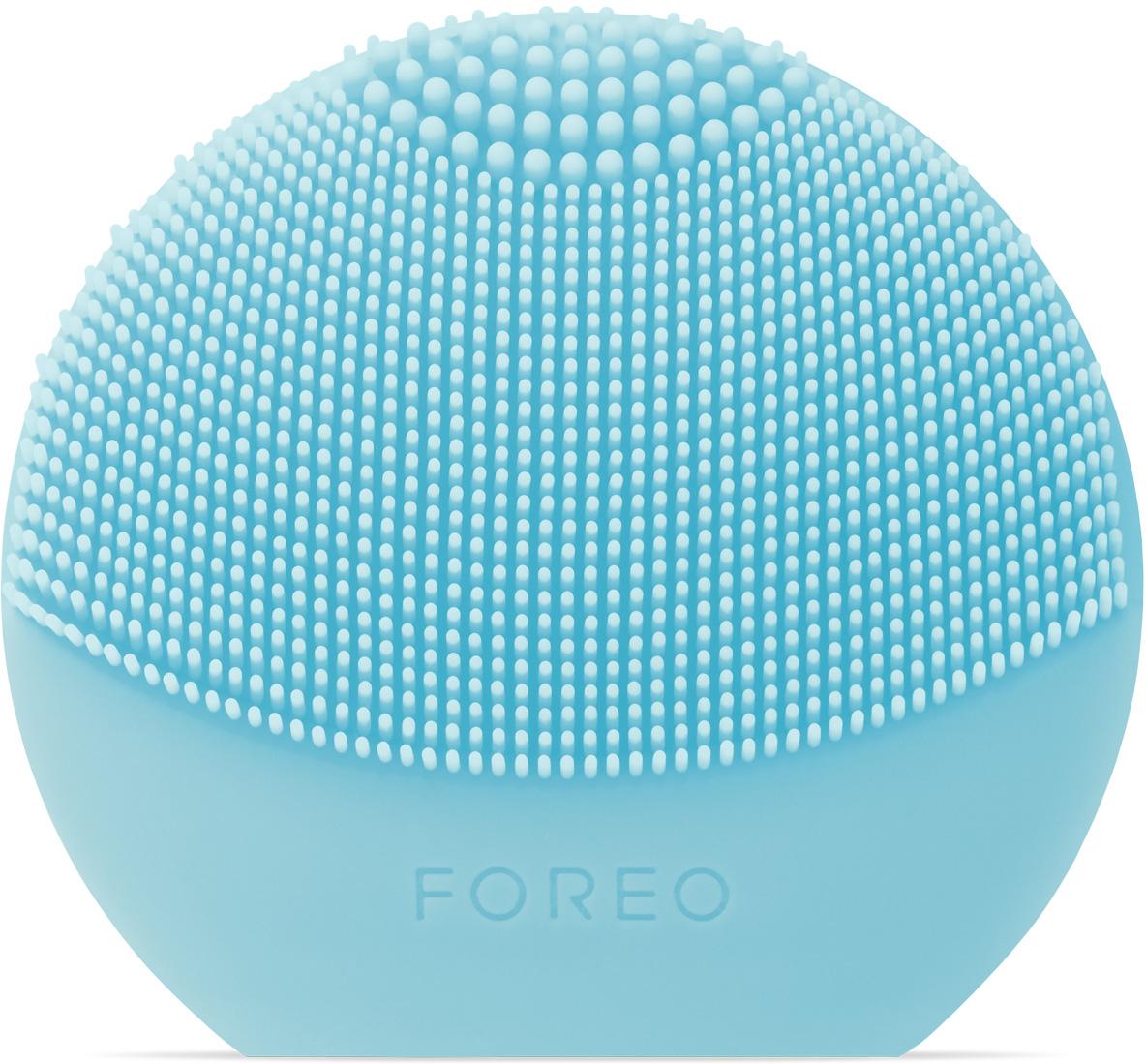 Foreo Щетка для очищения лица LUNA play plus, цвет: Mint (мятный) - Косметологические аппараты