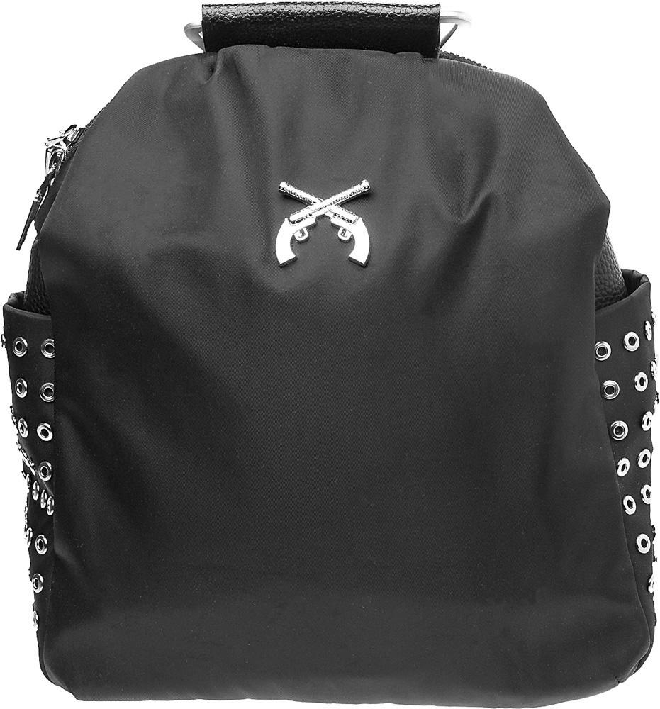 Рюкзак женский Keddo, цвет: черный. 387106/03-01