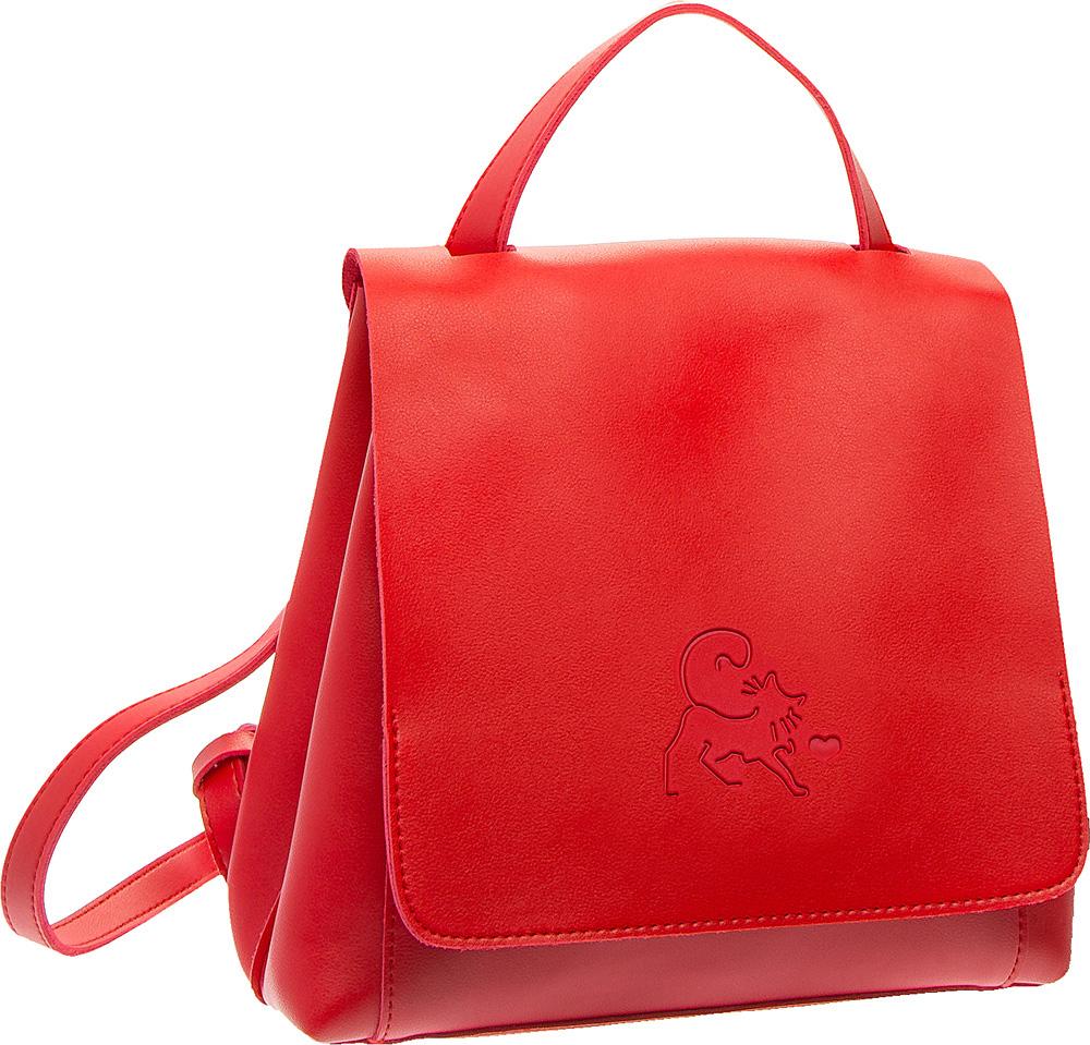 Рюкзак женский Keddo, цвет: красный. 387114/01-02 пике женский ml2570 02 красный