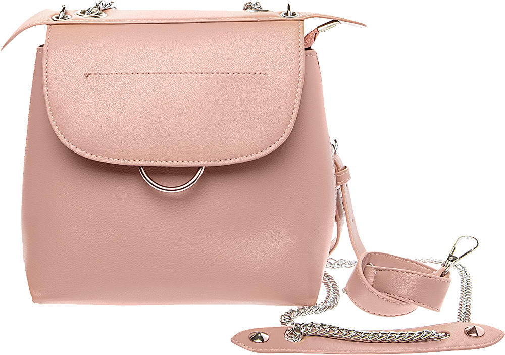 Рюкзак женский Keddo, цвет: розовый. 387116/01-04 сотовый