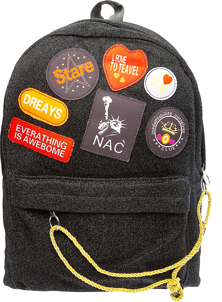 Рюкзак женский Keddo, цвет: черный. 387117/01-01 цена 2017
