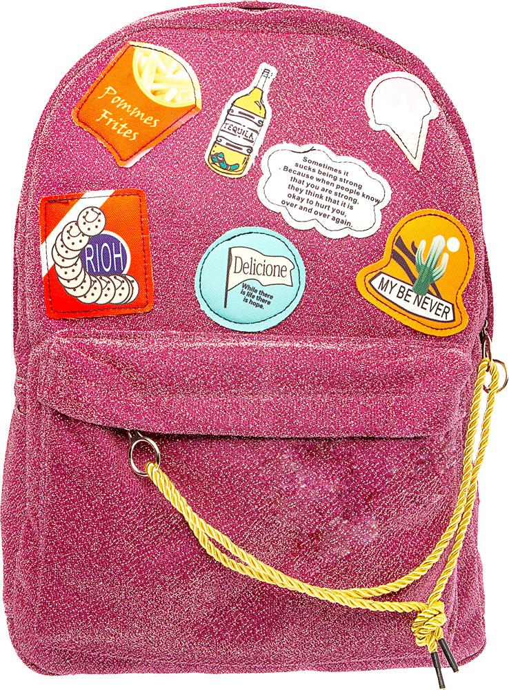 Рюкзак женский Keddo, цвет: розовый. 387117/01-03